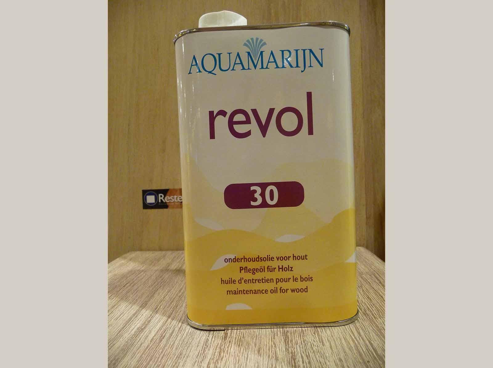 Revol 30 onderhoudsolie blank 1L